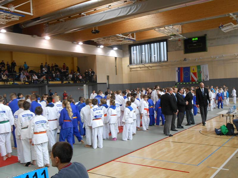 Tekme se je udeležilo krepko čez 300 tekmovalcev