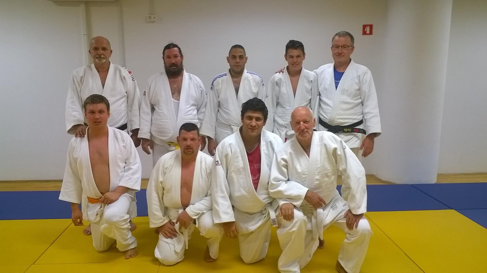 G-judo sekcija