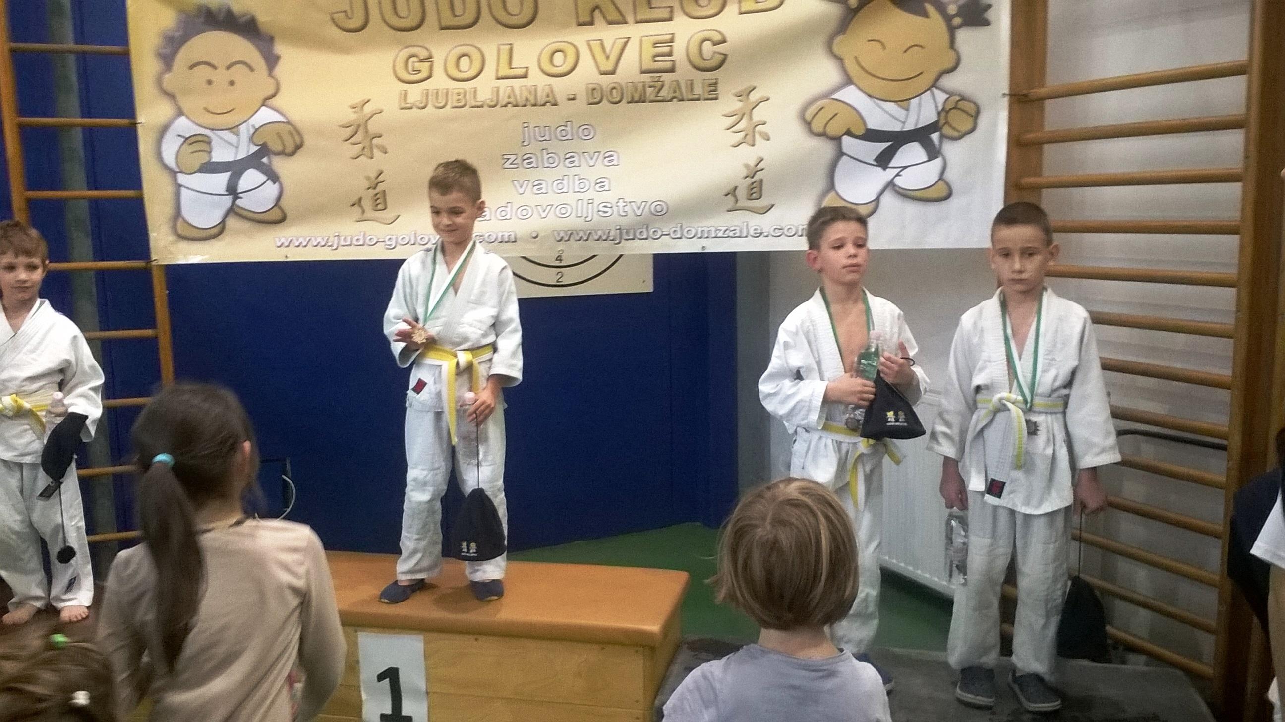 Danil bronasta medalja
