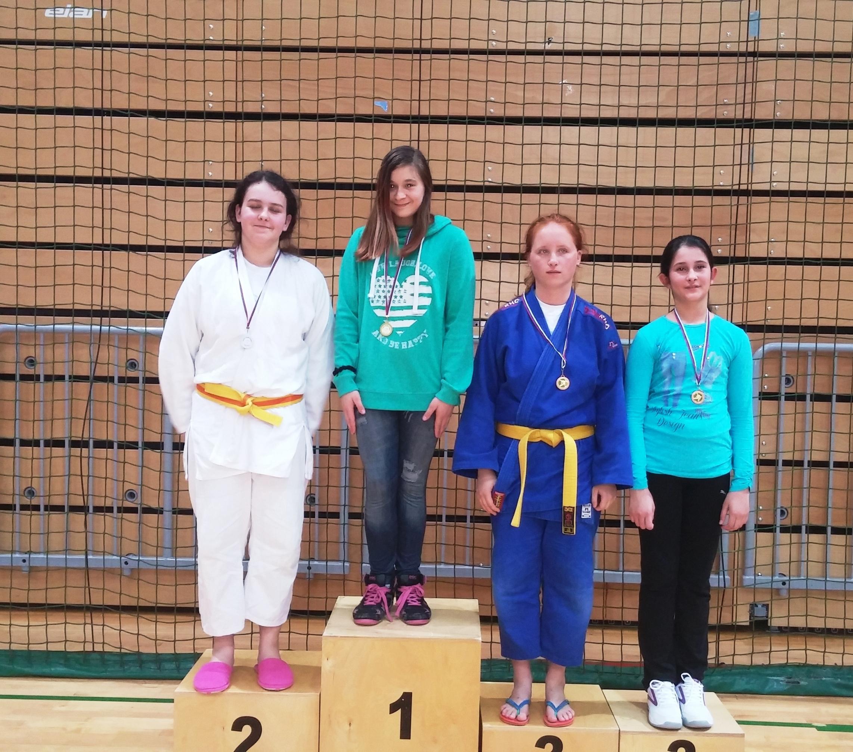 Ženska open kategorija: 1.mesto Maya BUTKOVIČ, 2.mesto Eva SKOK ter 3.mesto za Tamaro TRENDOVO