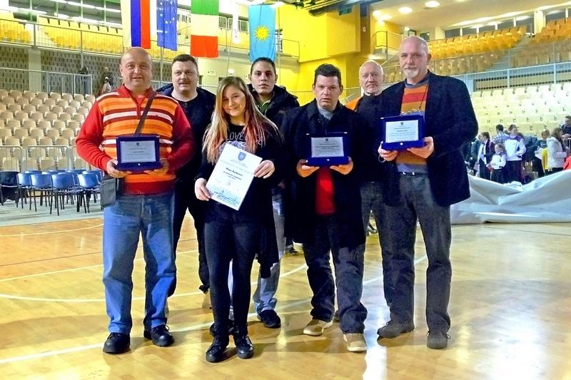Nagrajenci Judo kluba Koper Športnik Kopra 2015