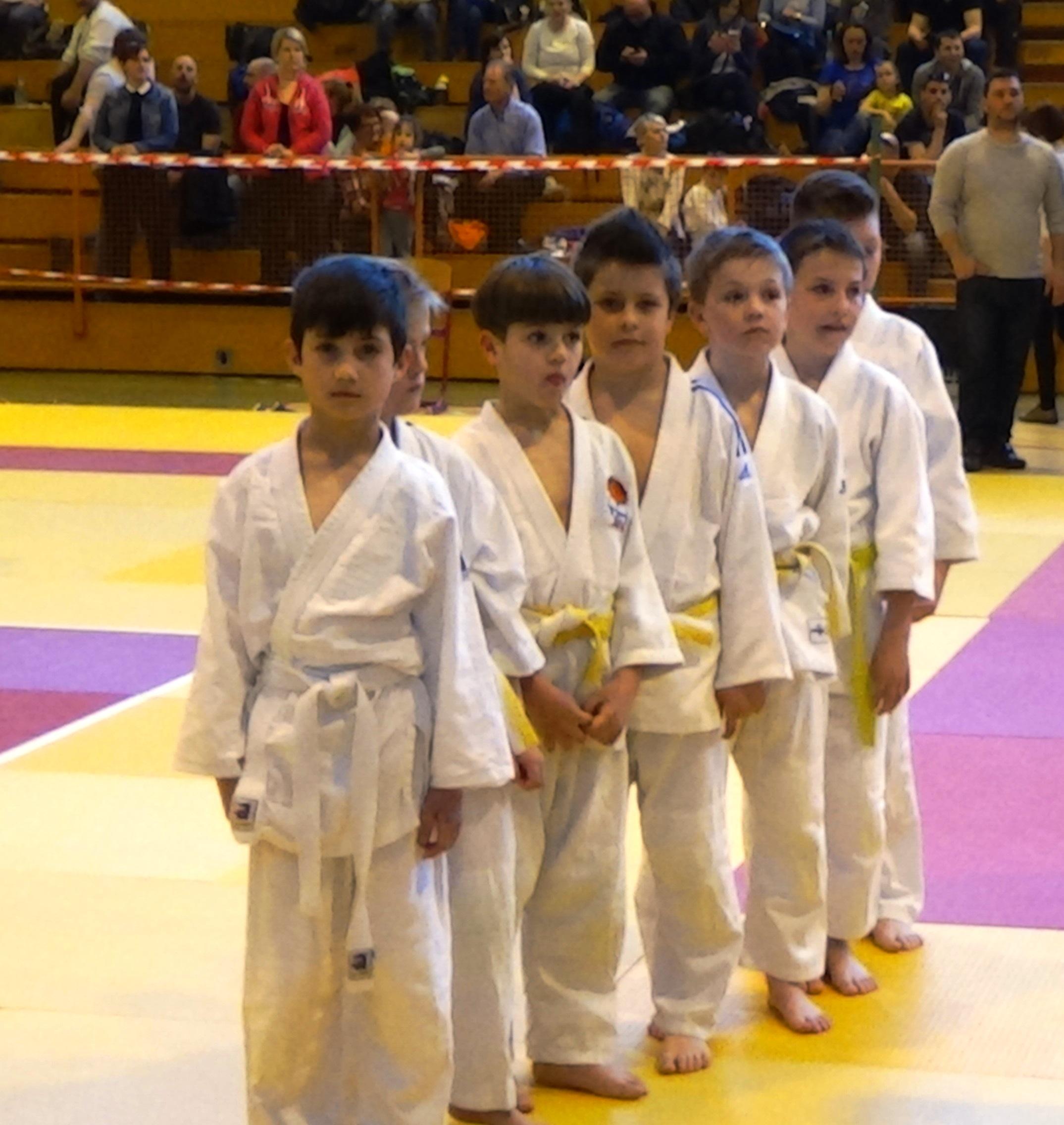 Ekipa Judo kluba Koper